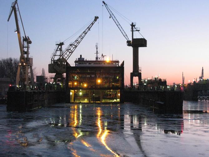 Polskie stocznie mają zamówienia na ponad miliard euro. Rośnie też liczba remontów statków - GospodarkaMorska.pl